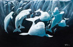 Bob Patterson Art Belugras